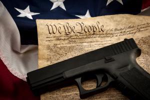 Guns, America