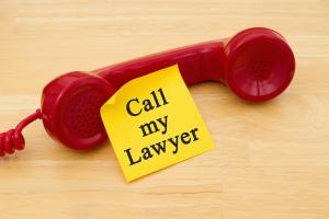 Call lawyer