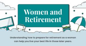 Women and retirement header